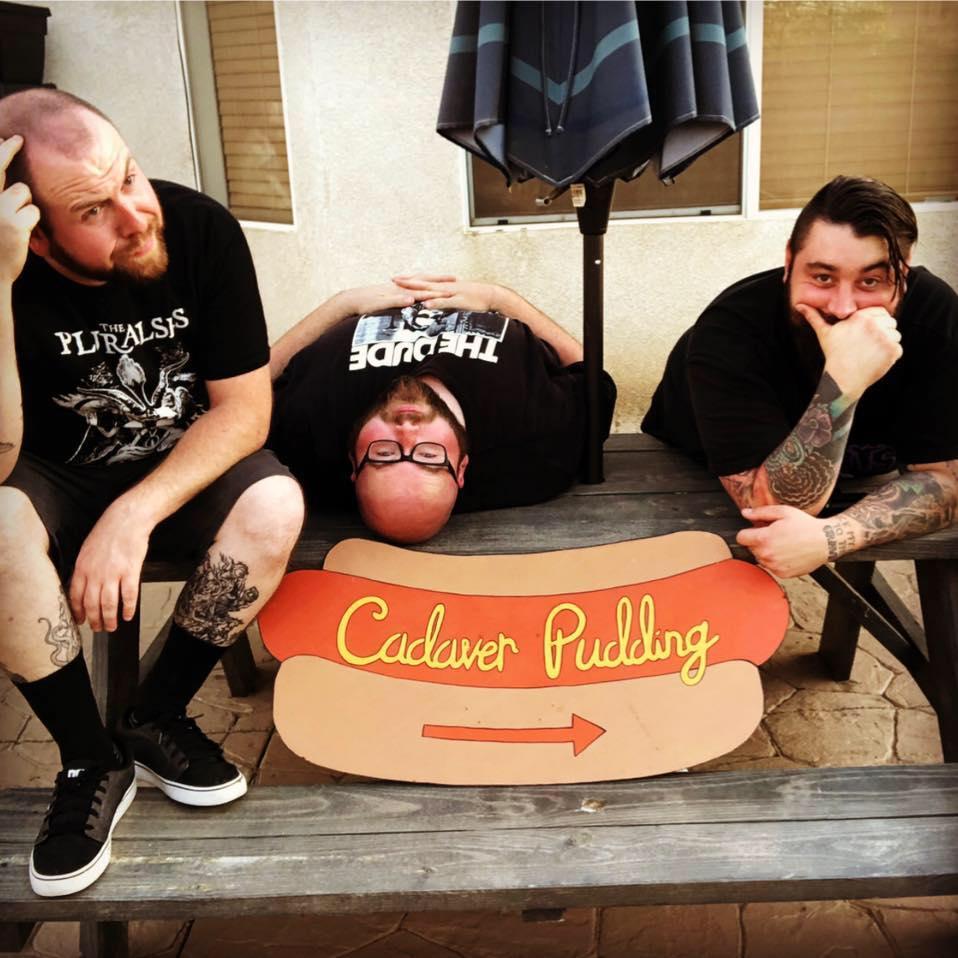 Cadaver Pudding publicity photo