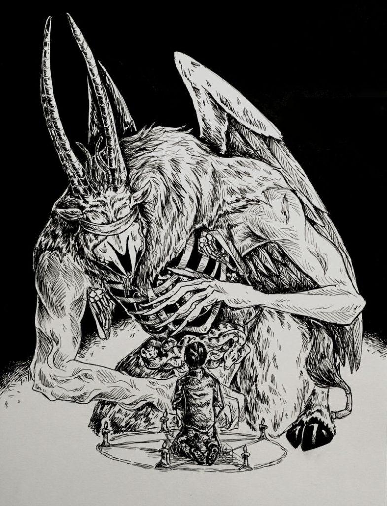 https://www.deviantart.com/urbanknightart/art/Summon-786489194