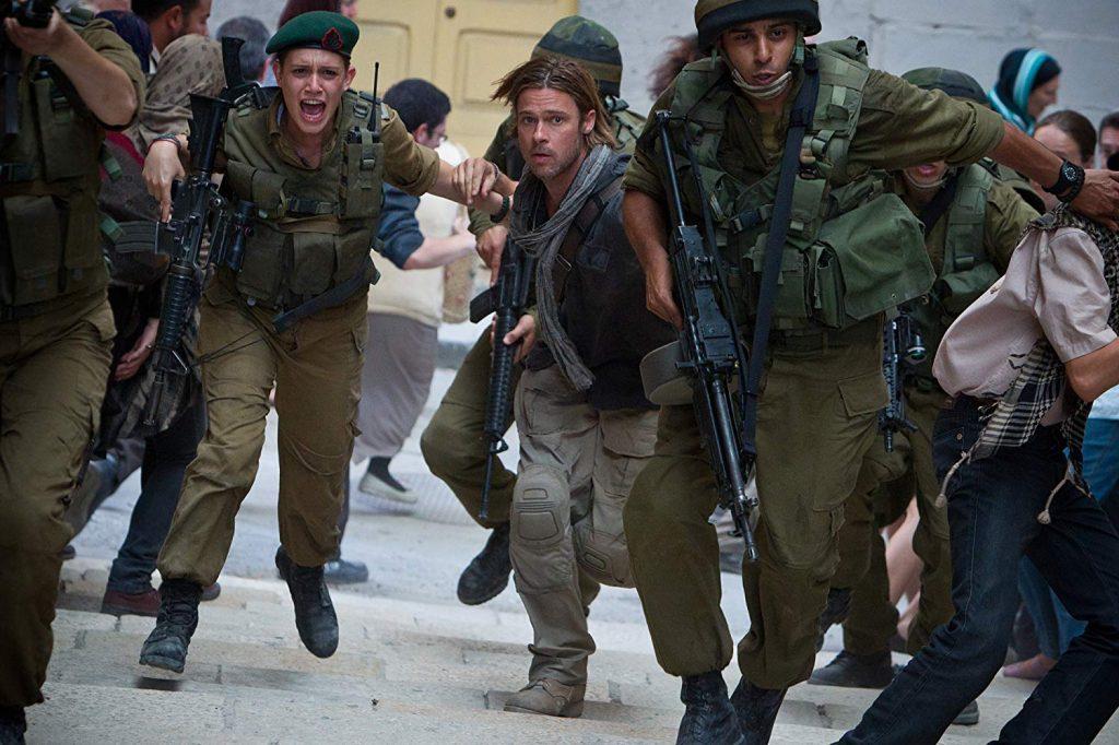 World War Z (2013) Production Photo courtesy of IMDB