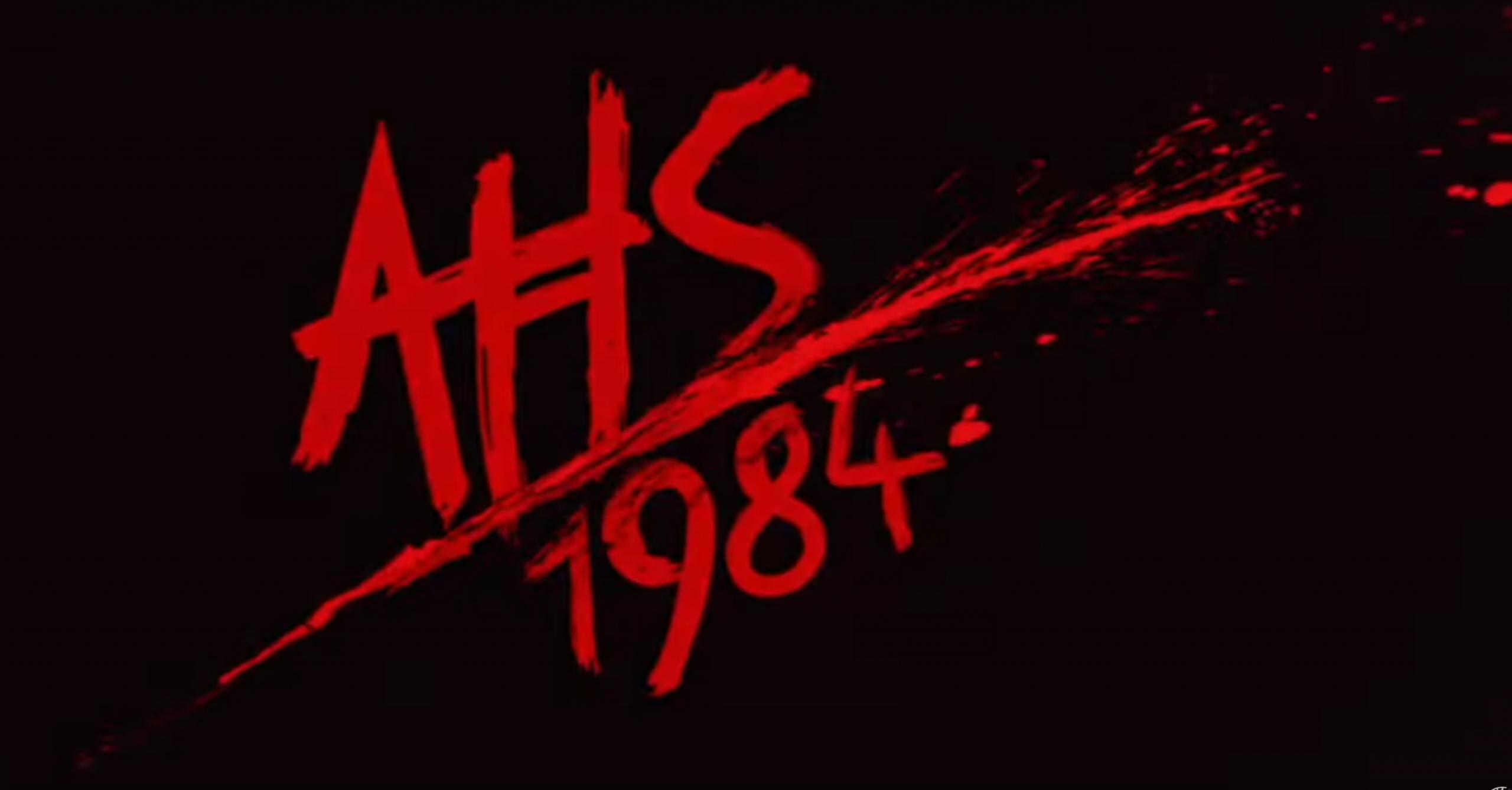 AHS '84 title card