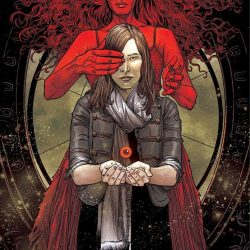 BOOM! Studios latest horror series The Red Mother releases December