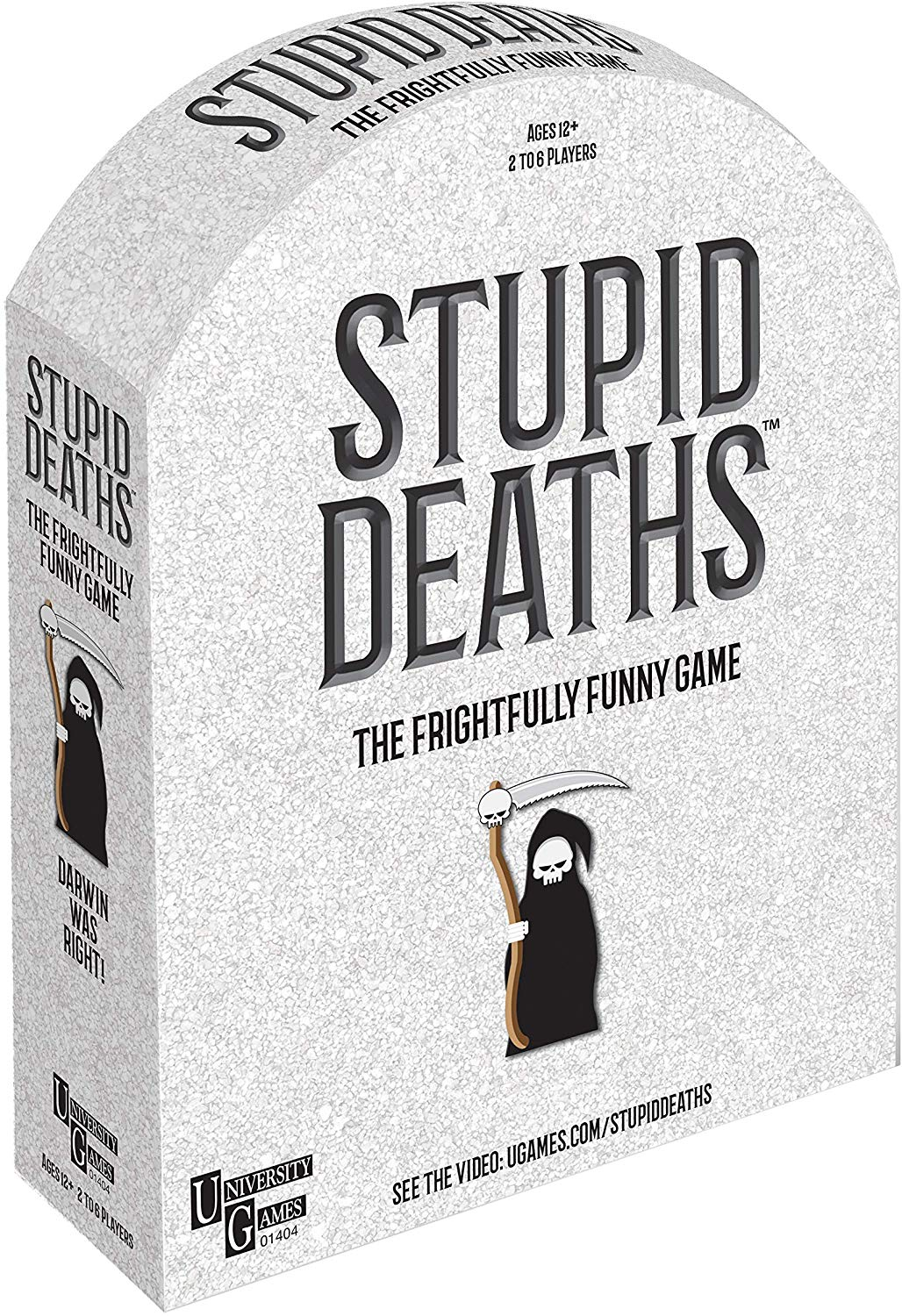 Stupid Deaths- The Trivia Game