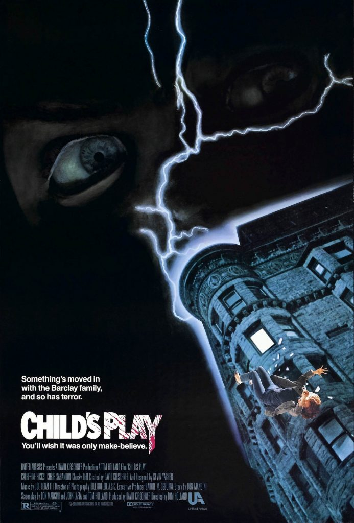Child's Play 1988 Poster