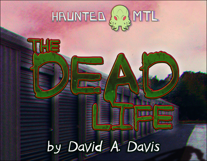The Dead Life Title Card