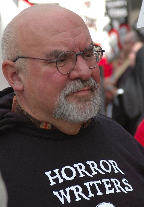 Stuart Gordon at the 2007 WGA Strike