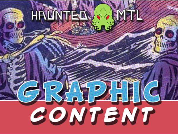 Graphic Content Title Card
