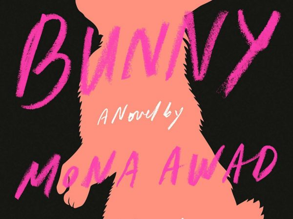 The cover of Mona Awad's book