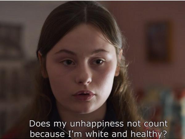 angsty teen