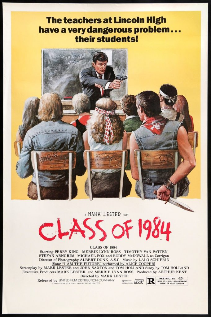 Poster of the movie Class of 1984