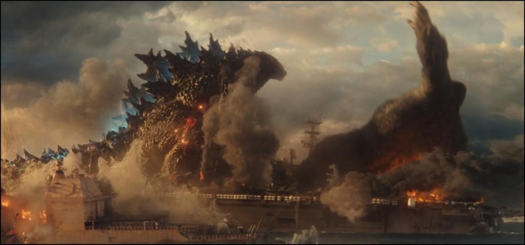 Godzilla vs. Kong, 2021, copyright Warner Bros/Legendary Pictures