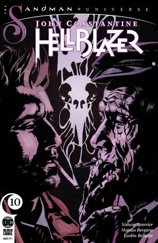 John Constantine, Hellblazer #10, DC Comics