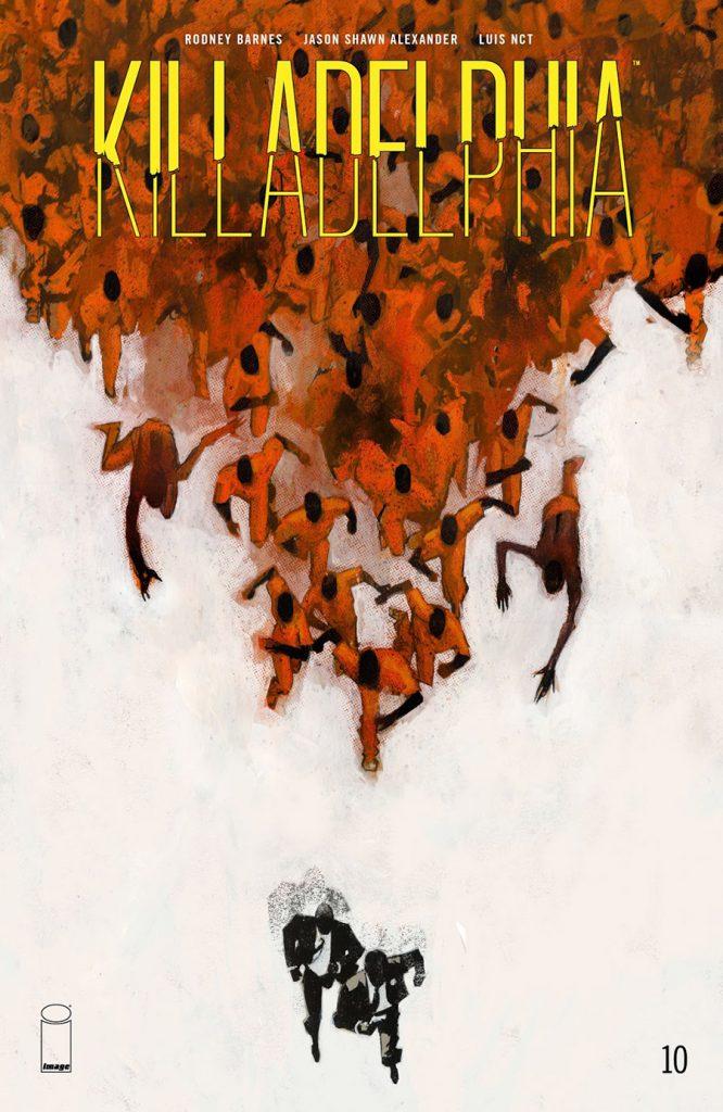 Killadelphia #10, Image Comics