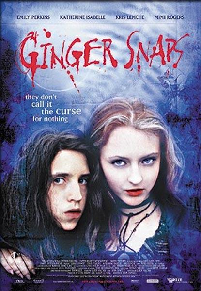 ginger snaps poster