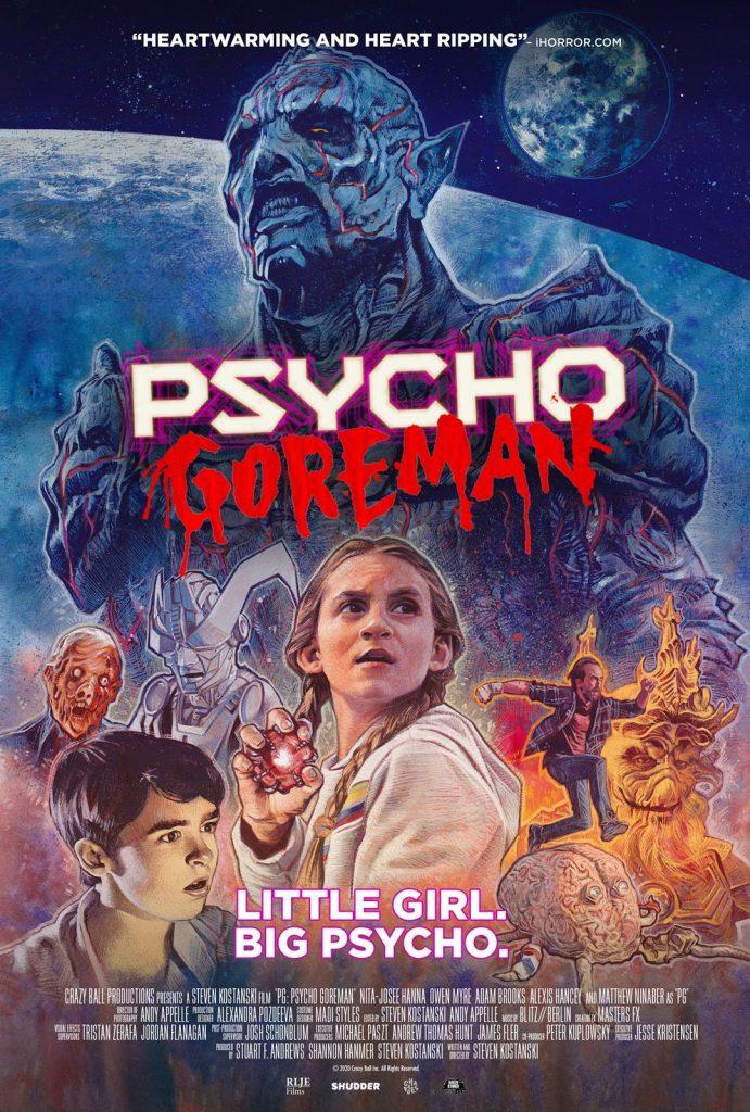 Psycho Goeman Poster