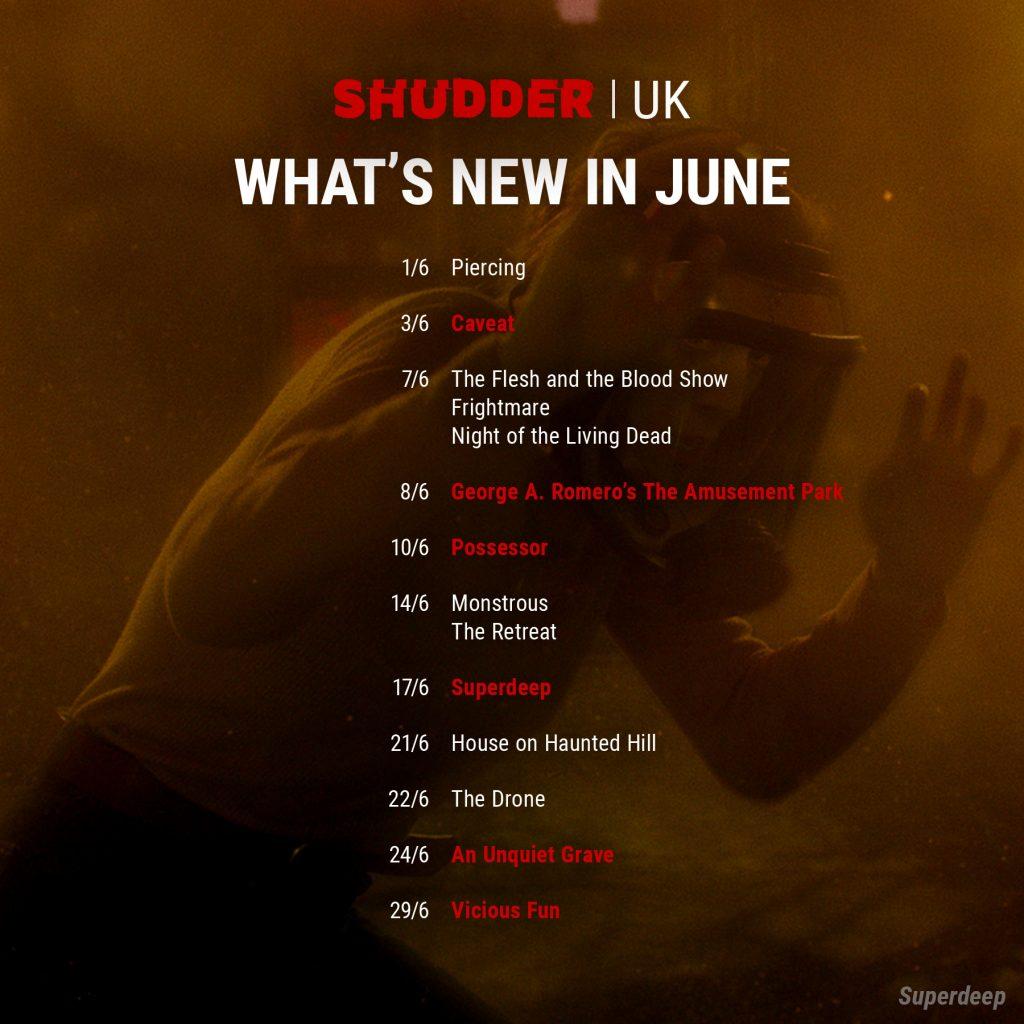 ShudderUK June release list