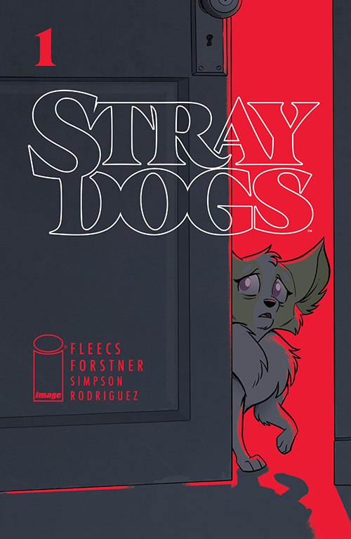 Stray Dogs #1 Cover - From Image Comics