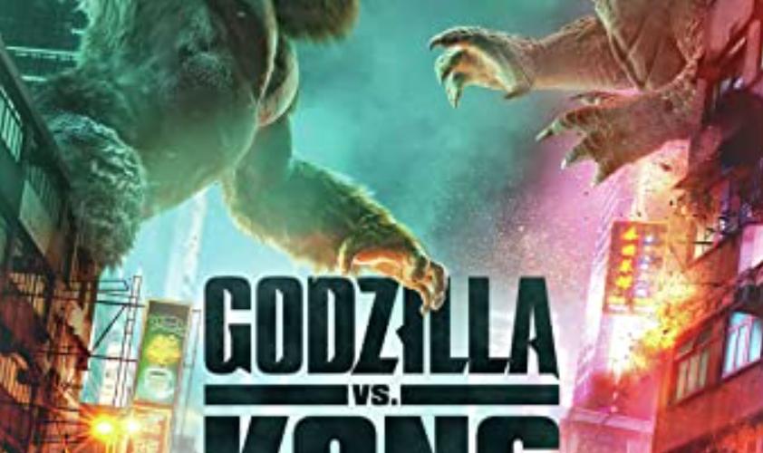 King Kong and Godzilla duke it out on Godzilla v Kong