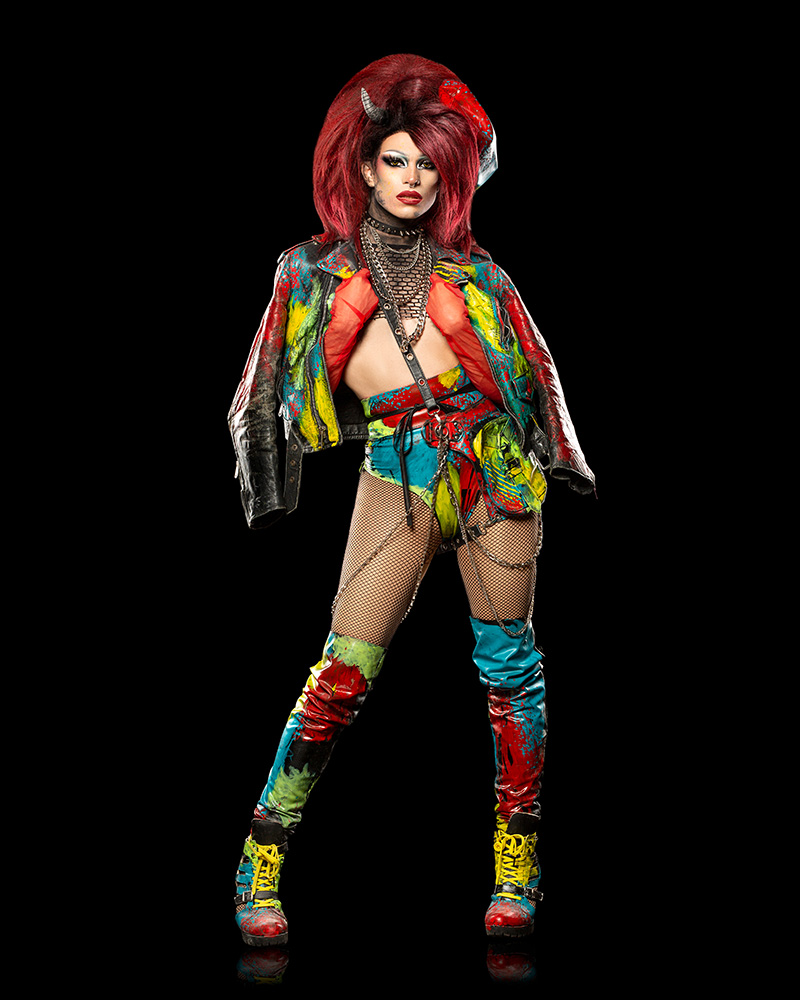 Astrud Aurelia from The Boulet Brothers' Dragula S4