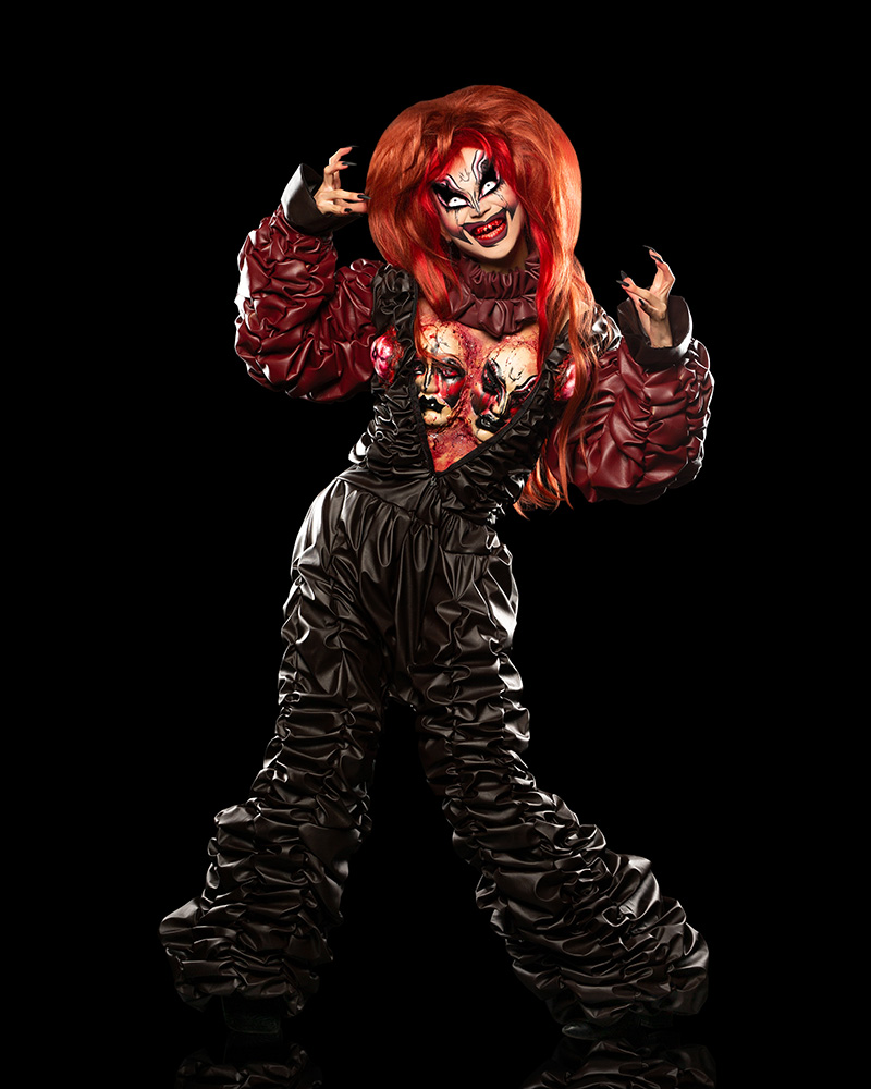 HoSo Terra Tom from The Boulet Brothers' Dragula S4