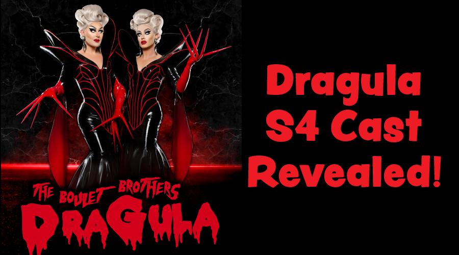 Dragula S4 Cast Announcement Card