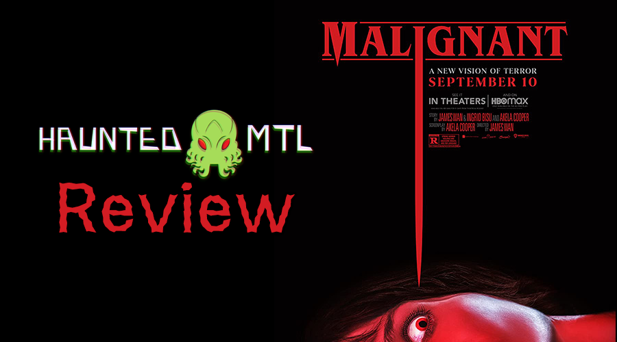 Review Card for James Wan's Malignant 2021