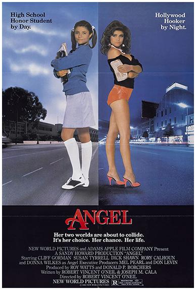 The Last Drive-In Halloween Hoedown Angel (1983) poster