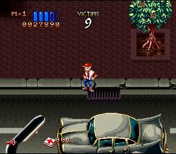 Ghoul patrol street screenshot