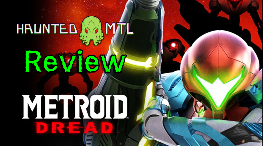 Metroid Dread (Switch) Review Card