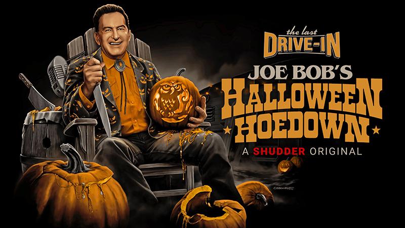 The Last Drive In Halloween Howdown banner