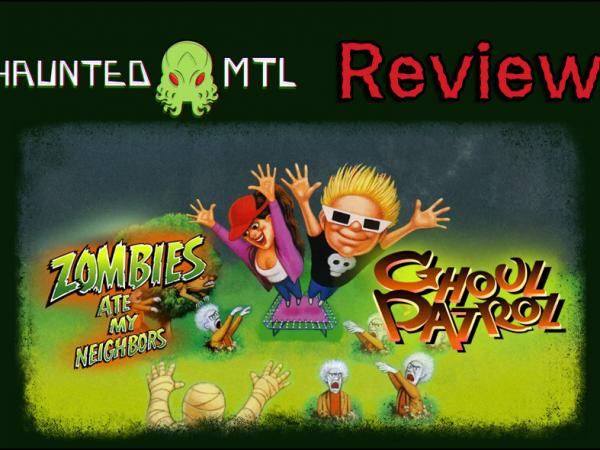 ZAMN Ghoul Patrol Review Card